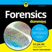 Forensics For Dummies by D. P. Lyle audiobook