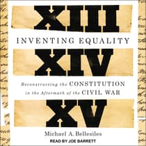 Inventing Equality by Michael Bellesiles audiobook