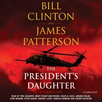 The President's Daughter by Bill Clinton audiobook