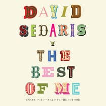 The Best Of Me by David Sedaris audiobook