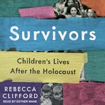 Survivors by Rebecca Clifford audiobook