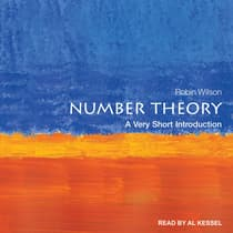 Number Theory by Robin Wilson audiobook