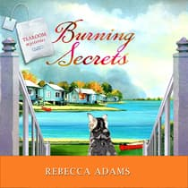 Burning Secrets by Rebecca Adams audiobook
