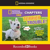 Terrier Trouble! by Candice Ransom audiobook