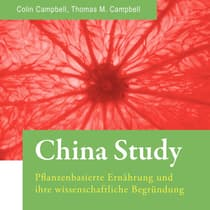 China Study by T. Colin Campbell audiobook