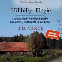 Hillbilly-Elegie by J. D. Vance audiobook