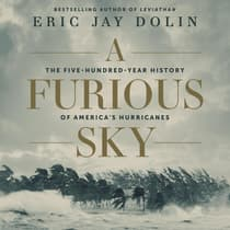 A Furious Sky by Eric Jay Dolin audiobook