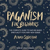 Paganism for Beginners by Althaea Sebastiani audiobook