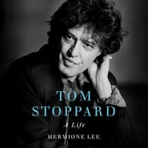 Tom Stoppard by Hermione Lee audiobook