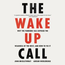 The Wake-Up Call by John Micklethwait audiobook