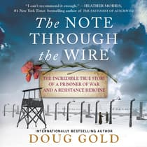 The Note Through the Wire by Doug Gold audiobook