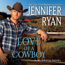 Love of a Cowboy by Jennifer Ryan audiobook