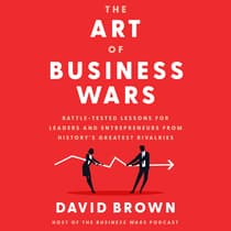 The Art of Business Wars by David Brown audiobook