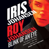 Blink of an Eye by Iris Johansen audiobook