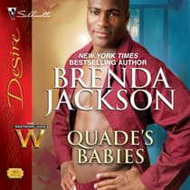 Quade's Babies by Brenda Jackson audiobook