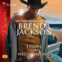 Taming Clint Westmoreland by Brenda Jackson audiobook