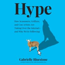 Hype by Gabrielle Bluestone audiobook