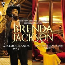 Westmoreland's Way & Hot Westmoreland Nights by Brenda Jackson audiobook
