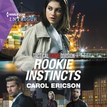 Rookie Instincts by Carol Ericson audiobook