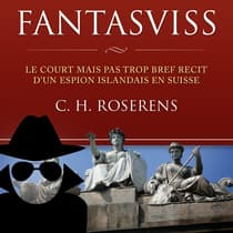 Fantasviss by Cédric H. Roserens audiobook