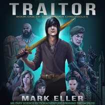 Traitor by Mark Eller audiobook