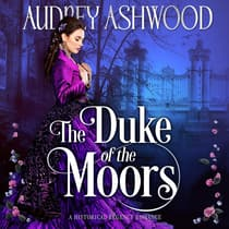 The Duke of the Moors by Audrey Ashwood audiobook