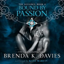 Bound by Passion by Brenda K. Davies audiobook