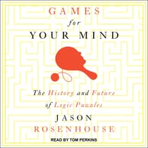 Games for Your Mind by Jason Rosenhouse audiobook