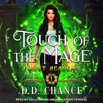 Touch of the Mage by D.D. Chance audiobook