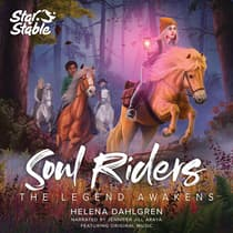 Soul Riders by Helena Dahlgren audiobook