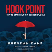 Hook Point by Brendan Kane audiobook