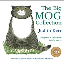 The Big Mog Collection by Judith Kerr audiobook