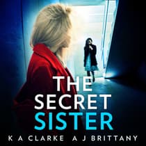 The Secret Sister by K A Clarke audiobook