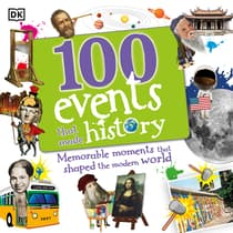 100 Events That Made History by D K audiobook
