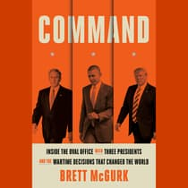 Command by Brett McGurk audiobook