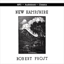 New Hampshire by Robert Frost audiobook