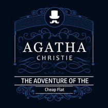 The Adventure of the Cheap Flat (Part of the Hercule Poirot Series) by Agatha Christie audiobook
