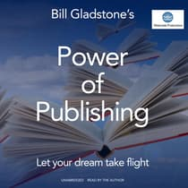 Power of Publishing by William Gladstone audiobook