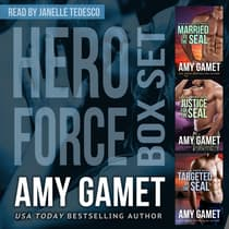HERO Force Box Set by Amy Gamet audiobook