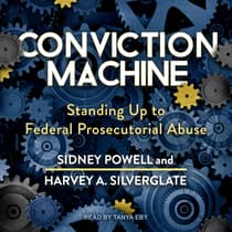 Conviction Machine by Harvey Silverglate audiobook