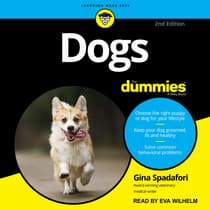 Dogs For Dummies by Gina Spadafori audiobook