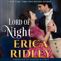 Lord of Night by Erica Ridley audiobook