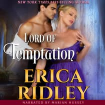 Lord of Temptation by Erica Ridley audiobook