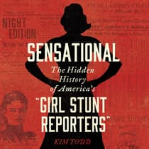 Sensational by Kim Todd audiobook