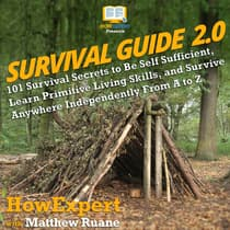 Survival Guide 2.0 by Matthew Ruane audiobook