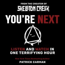 You're Next by Patrick Carman audiobook