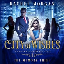 The Memory Thief by Rachel Morgan audiobook