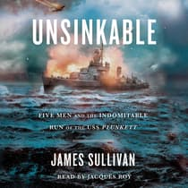 Unsinkable by James Sullivan audiobook