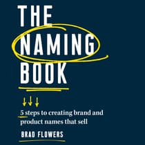 The Naming Book by Brad Flowers audiobook