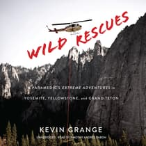 Wild Rescues by Kevin Grange audiobook